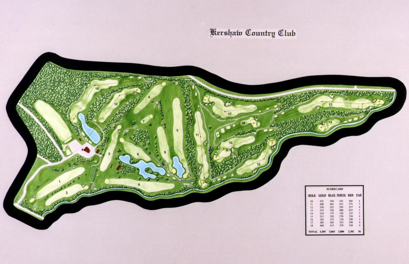 Kershaw Country Club1